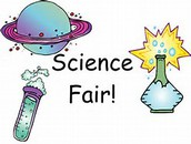 It's time for the NBE Science Fair!