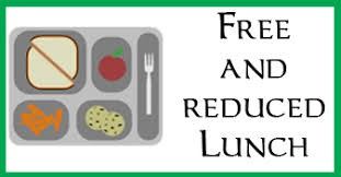 Reminder - Free and Reduced Lunch Forms