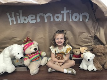 Lions and Tigers and…BEARS in Nursery!