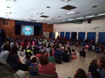 Cliffwood celebrates Week of Respect