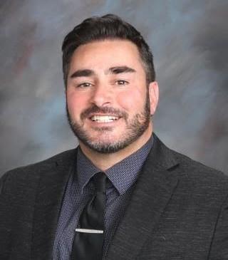 Vice Principal Robert Mohammadi