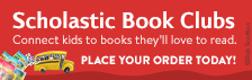 October Scholastic Book Order