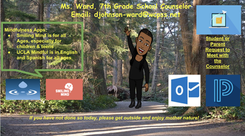 Ms. Ward's Virtual Office - 7th grade