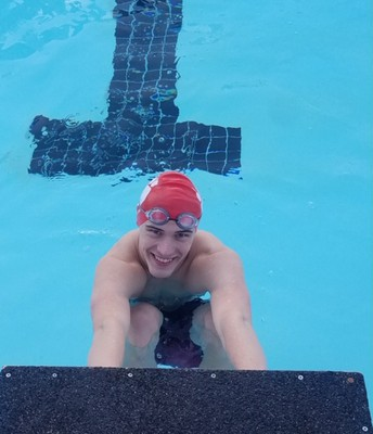 Swimming Champion!