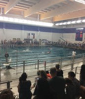 1st Swim Meet