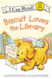 Biscuit Loves the Library by Alyssa Satin Capucilli