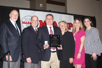 Dr. Jeff Meisenheimer, Jim L. King MoASSP High School Principal of the Year