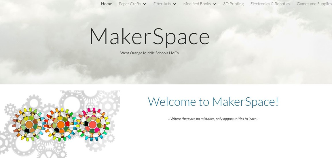 WO Middle Schools Makerspace