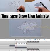 201. Time-lapse Draw & Animate
