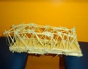 March Makerspace Challenge: Bridge o' Sticks!