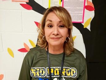 Yvette Luna, ELA Teacher