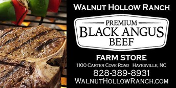 Local Beef at the Farm Store