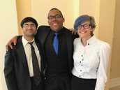 Virginia Music Educators Association Honor Choir Stars