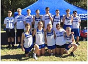Cross Country Regional Meet at Joe Pool Lake