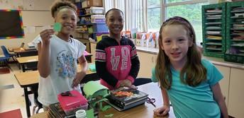 3rd Grade STEM Challenge