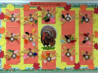 Syllables Bulletin Board