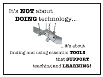 Balancing Tech in the Classroom
