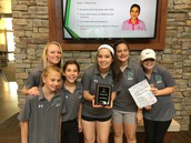Norman North Golf Team won 2nd place in the recent Summit Golf Scramble!