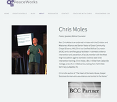 Visit Chris' Website