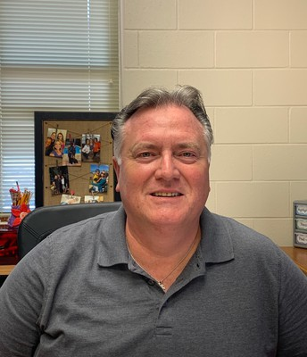 Meet Assistant Principal Substitute, Mr. Rochkus