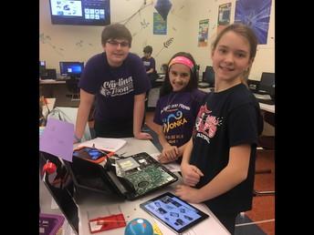 5th Grade Tech Club: How a Computer Works!