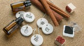 Gift Tags/Ornament Diffusers
