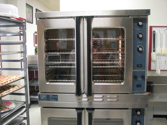 Our New Oven