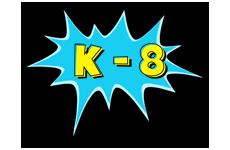 Scholastic Book Fair K-8 Flyer