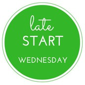 Late Start Wednesday