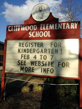 Register for Kindergarten!