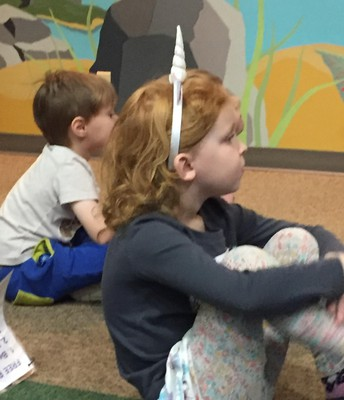 KinderTales--Storytelling through play at The Iowa Children's Museum