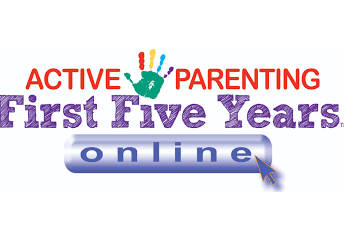Active Parenting First Five Years- Starting April 24th