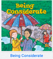 Being Considerate