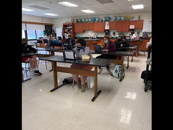 8th grade science researching aspects of water.