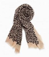 Park Slope Scarf Exotic Leopard - SOLD
