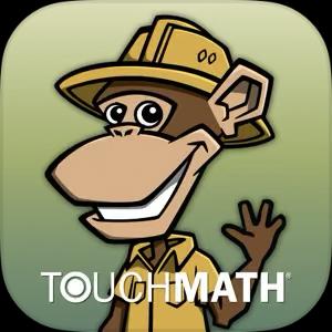 TouchMath Jungle Addition