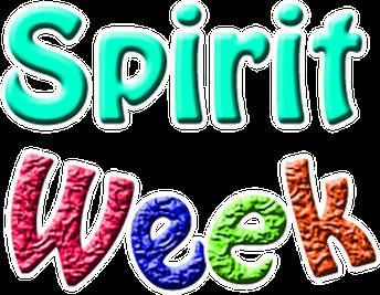 4/1 - 4/5 - Spirit Week