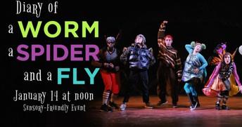 Sensory Friendly Performance at the Tobin Center: January 14th!