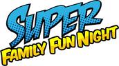 Family Fun Night at Top Flight Gymnastics is coming up Saturday!