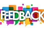 Sharing our goals for the year: Spotlight on Goal Three - Feedback
