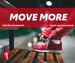 Move More in the Month of May!