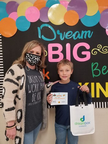 Capitol Student Wins National Dreambox Challenge
