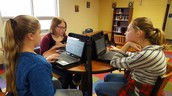 Collaborating in the library