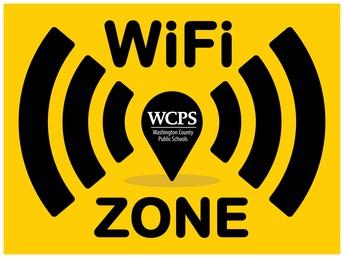 Accès Wifi au WCPS