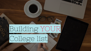 Wolverine Parent Workshop: Building your College List (11th grade families)