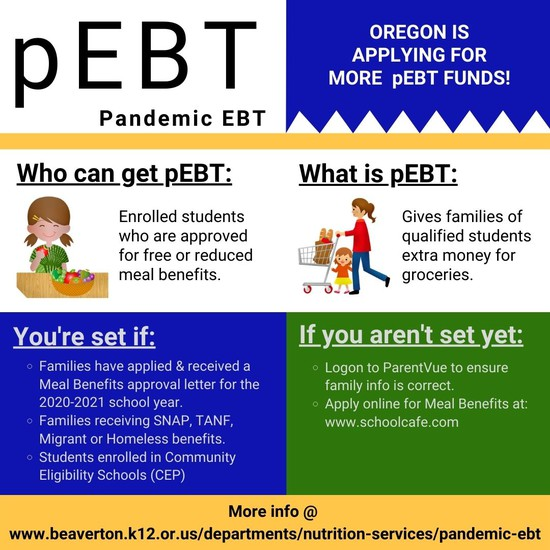 Pandemic EBT picture