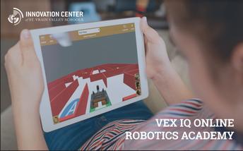 VEX IQ Online Robotics Academy