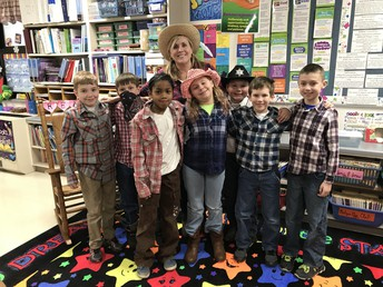 Country Western Day!