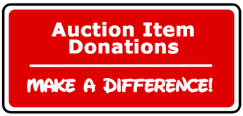 Call for Auction Donations