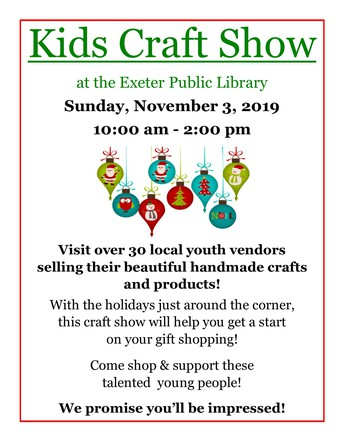 Kids Craft Show